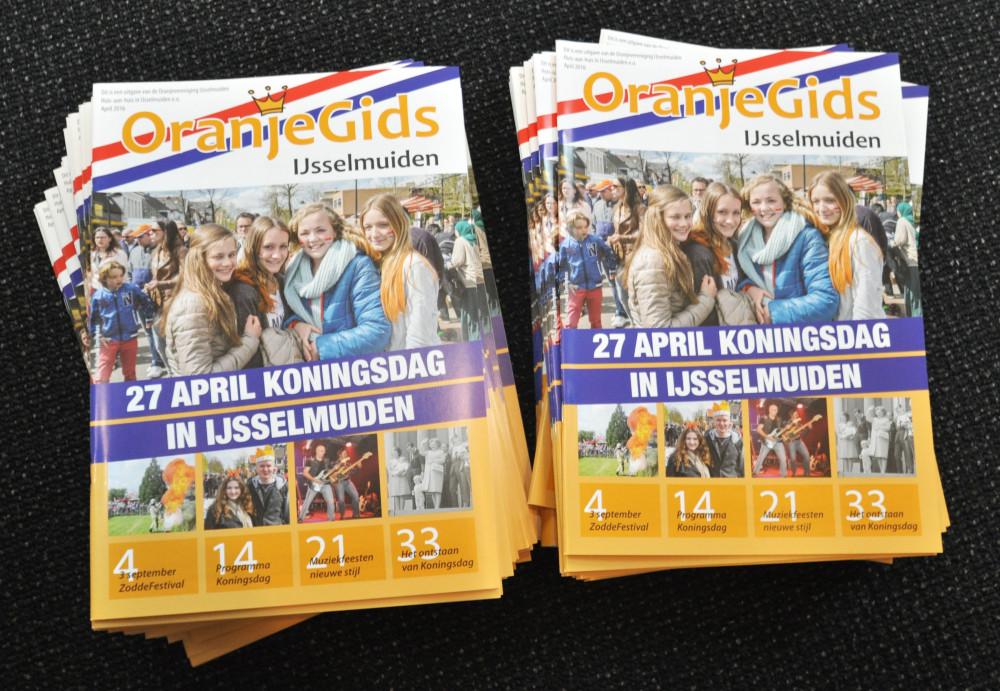 IJOV Oranjegids 2016