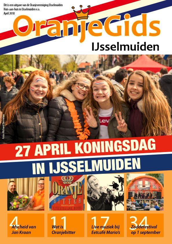 Oranjekrant IJsselmuiden 2018